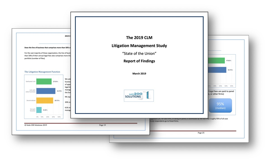 2019 CLM Study Screenshot